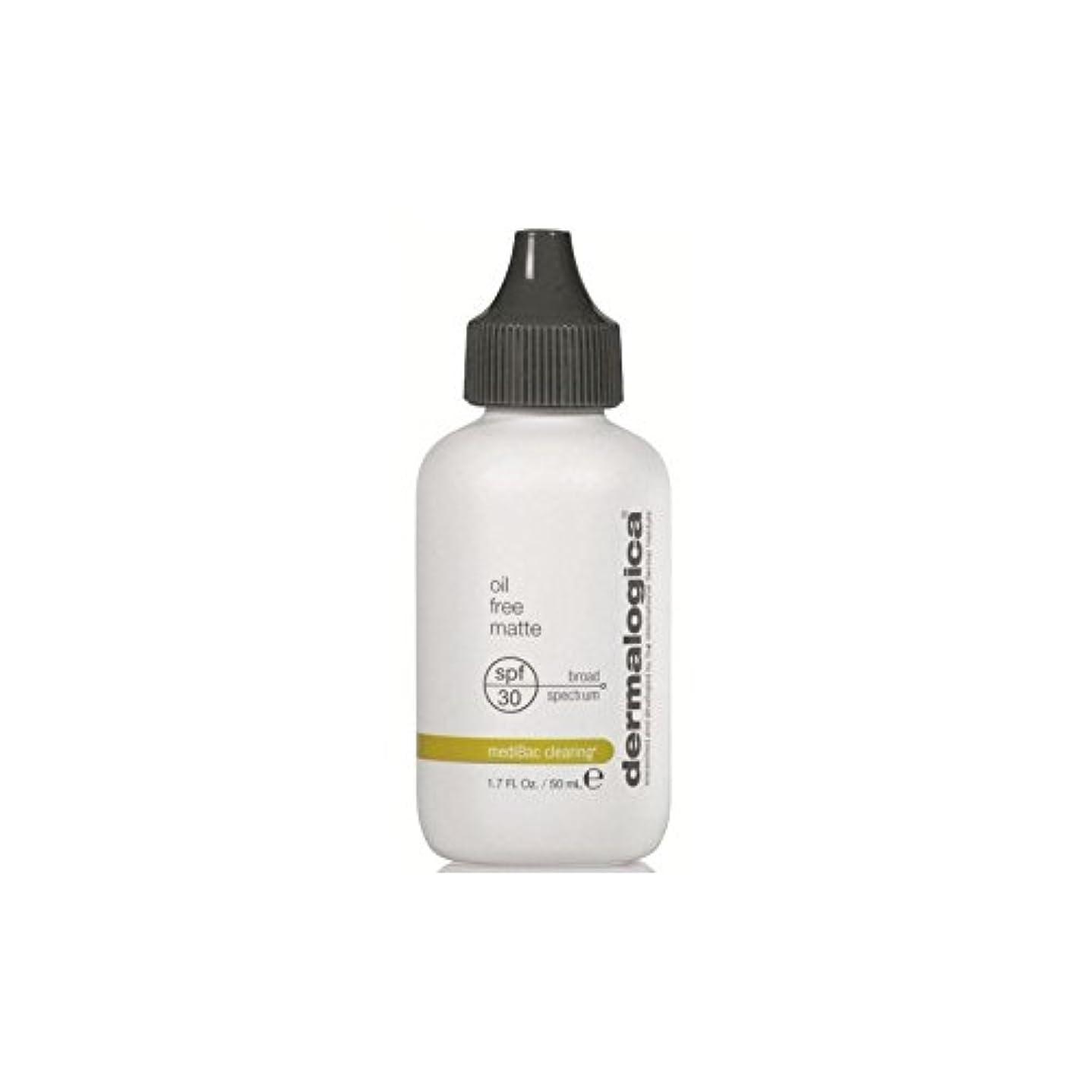 パトワ雹ヒュームDermalogica Oil-Free Matte Spf 30 (Pack of 6) - ダーマロジカオイルフリーマット 30 x6 [並行輸入品]