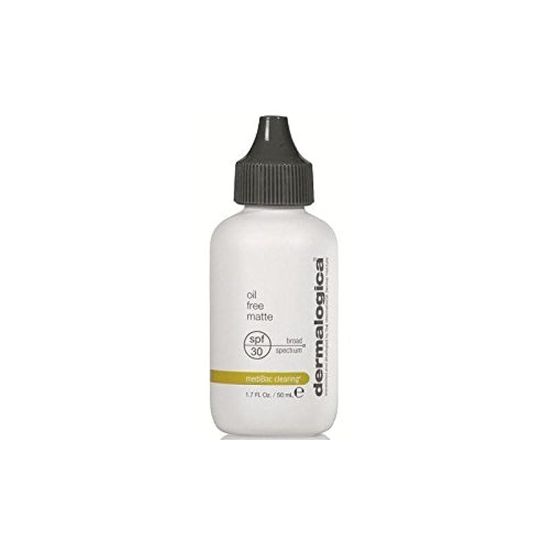 パーティー雑種背が高いダーマロジカオイルフリーマット 30 x4 - Dermalogica Oil-Free Matte Spf 30 (Pack of 4) [並行輸入品]
