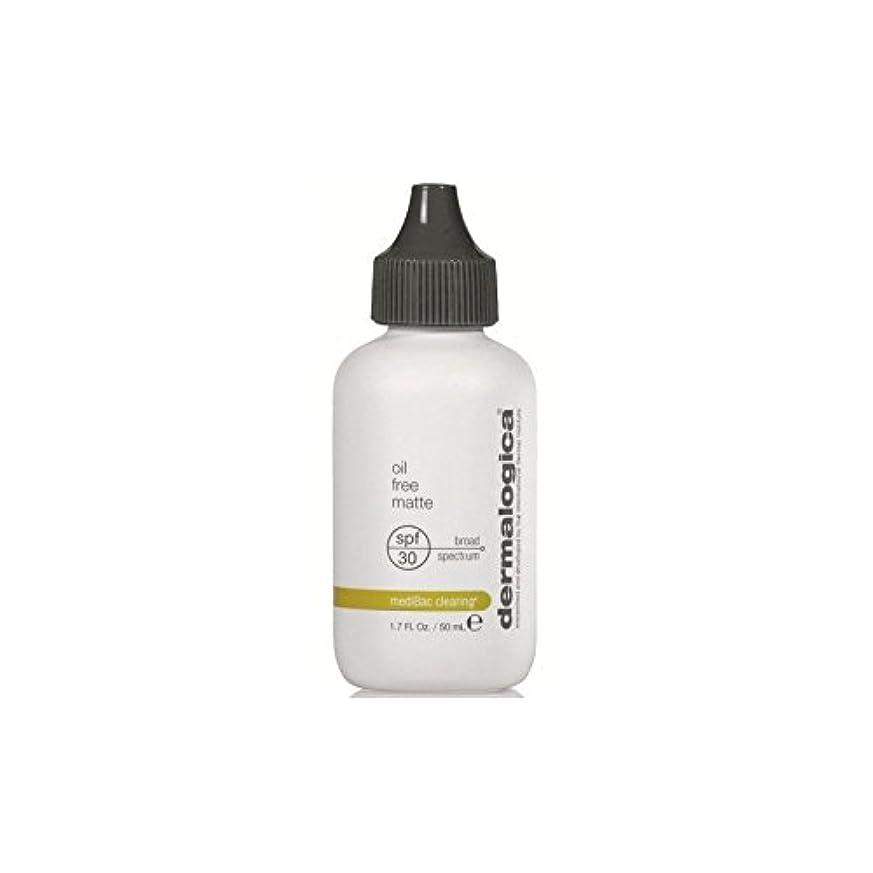 人工三子音ダーマロジカオイルフリーマット 30 x4 - Dermalogica Oil-Free Matte Spf 30 (Pack of 4) [並行輸入品]
