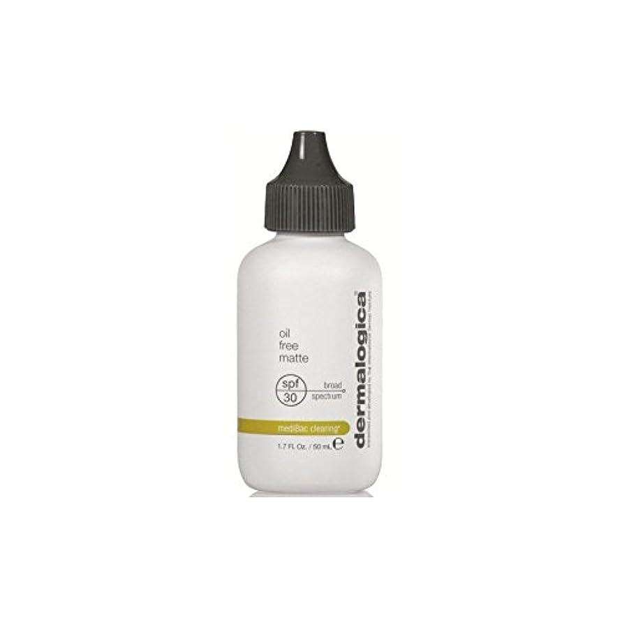 光沢パドル曲ダーマロジカオイルフリーマット 30 x4 - Dermalogica Oil-Free Matte Spf 30 (Pack of 4) [並行輸入品]
