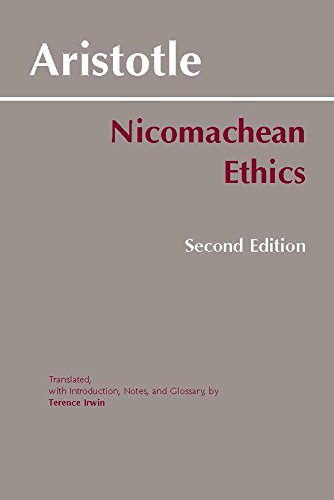 Download Nicomachean Ethics 0872204642