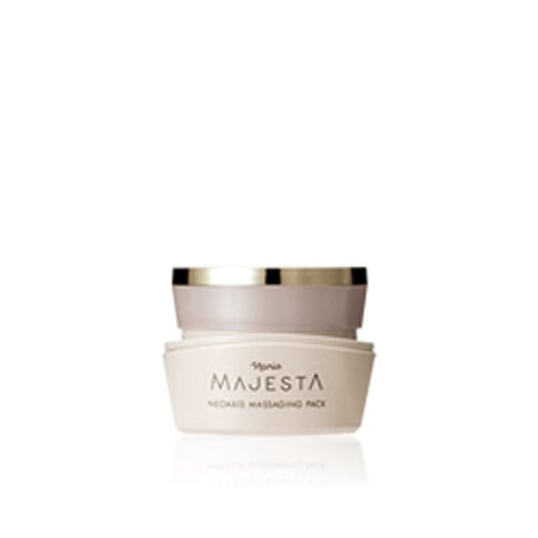 包帯重要な役割を果たす、中心的な手段となる猛烈なナリス化粧品 マジェスタ ネオアクシス マッサージングパック 80g