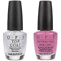 O.P.I (OPI) トップコート&ナチュラル ベースコート お得なセット