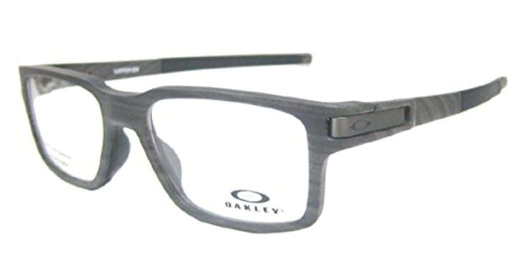 備品アウトドア取るOAKLEY オークリー メガネ フレーム LATCH EX ラッチEX OX8115-0352 ウッドグレイン(木目)