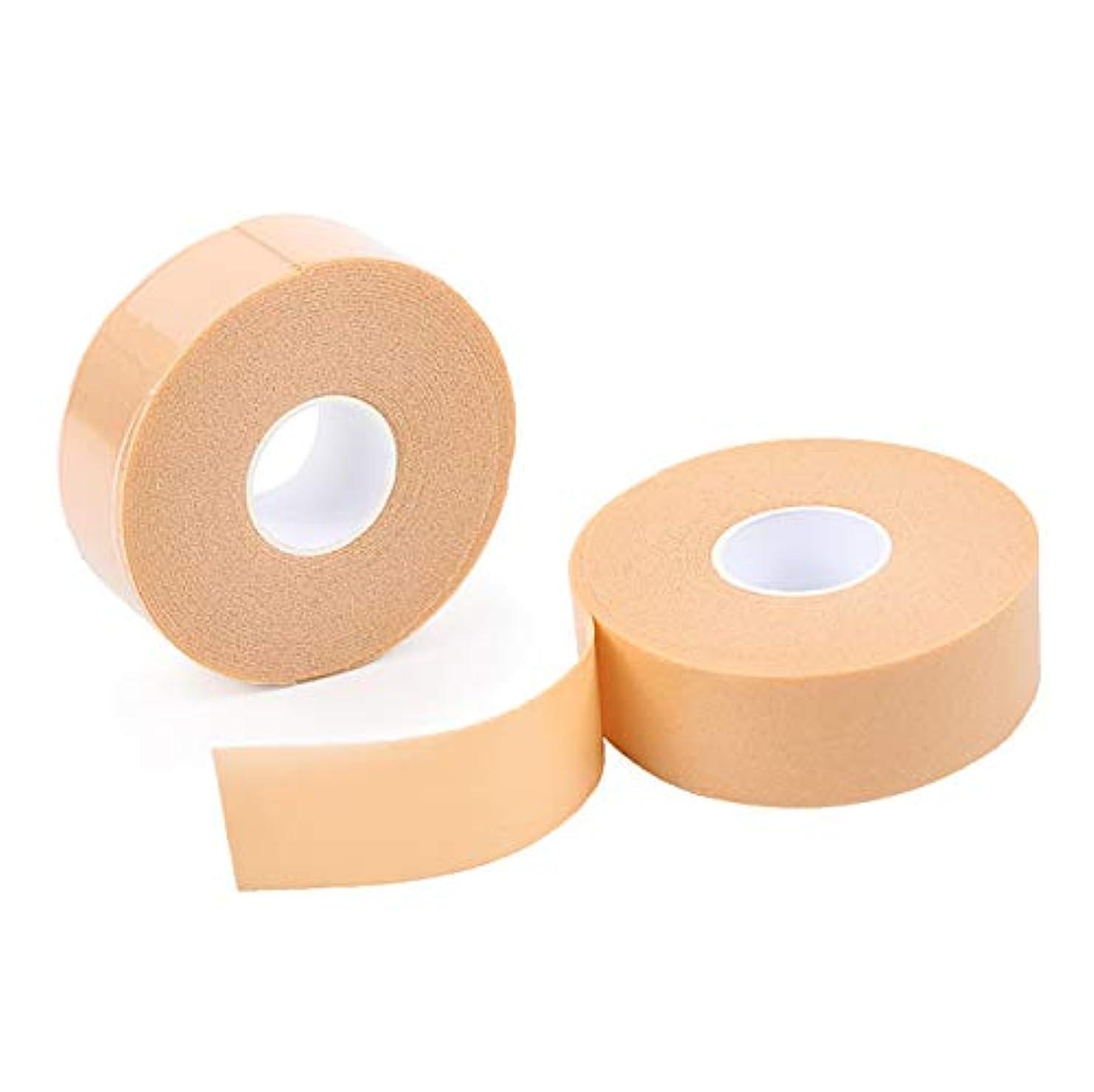 見て拷問シェアHAMILO 保護テープ 靴ズレ かかと 足用パッド 傷テープ 厚手タイプ 手で切れる 滑り止め (4個セット)
