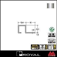 e-kanamono ロイヤル スクエアーエッジ12 ES-12 1850mm クローム