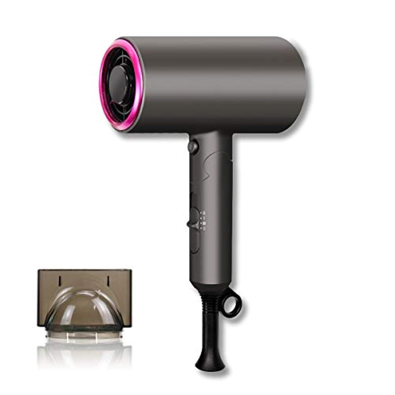 保証音声学写真を撮るヘアドライヤー 1200W  大風量 ドライヤー  ヘアケア  マイナスイオン 折り畳み式 3段階温度調整 旅行 家庭用