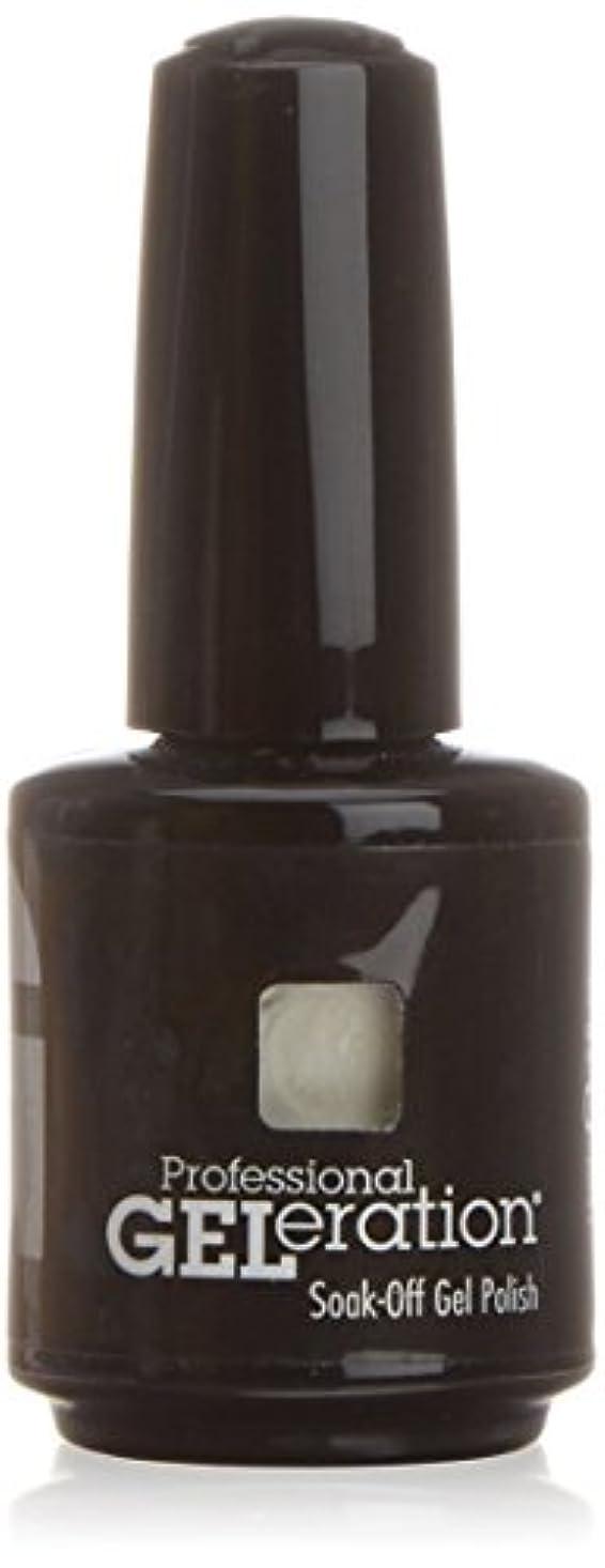 指導するええ縫い目ジェレレーションカラー GELERATION COLOURS 557 C ウェディングガウン 15ml UV/LED対応 ソークオフジェル