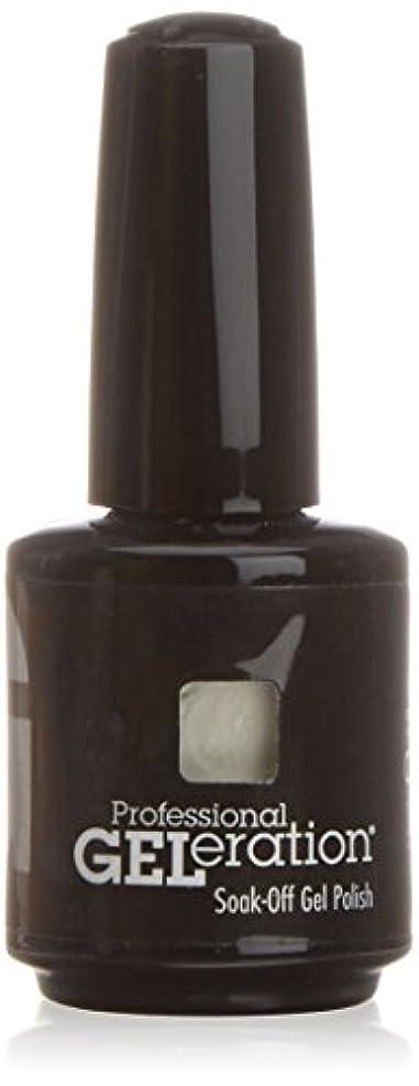 世紀キャプチャー幻想ジェレレーションカラー GELERATION COLOURS 557 C ウェディングガウン 15ml UV/LED対応 ソークオフジェル