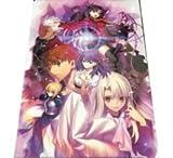 劇場版 Fate stay night Heaven's Feel 前売り券購入特典 クリアファイル 第三弾
