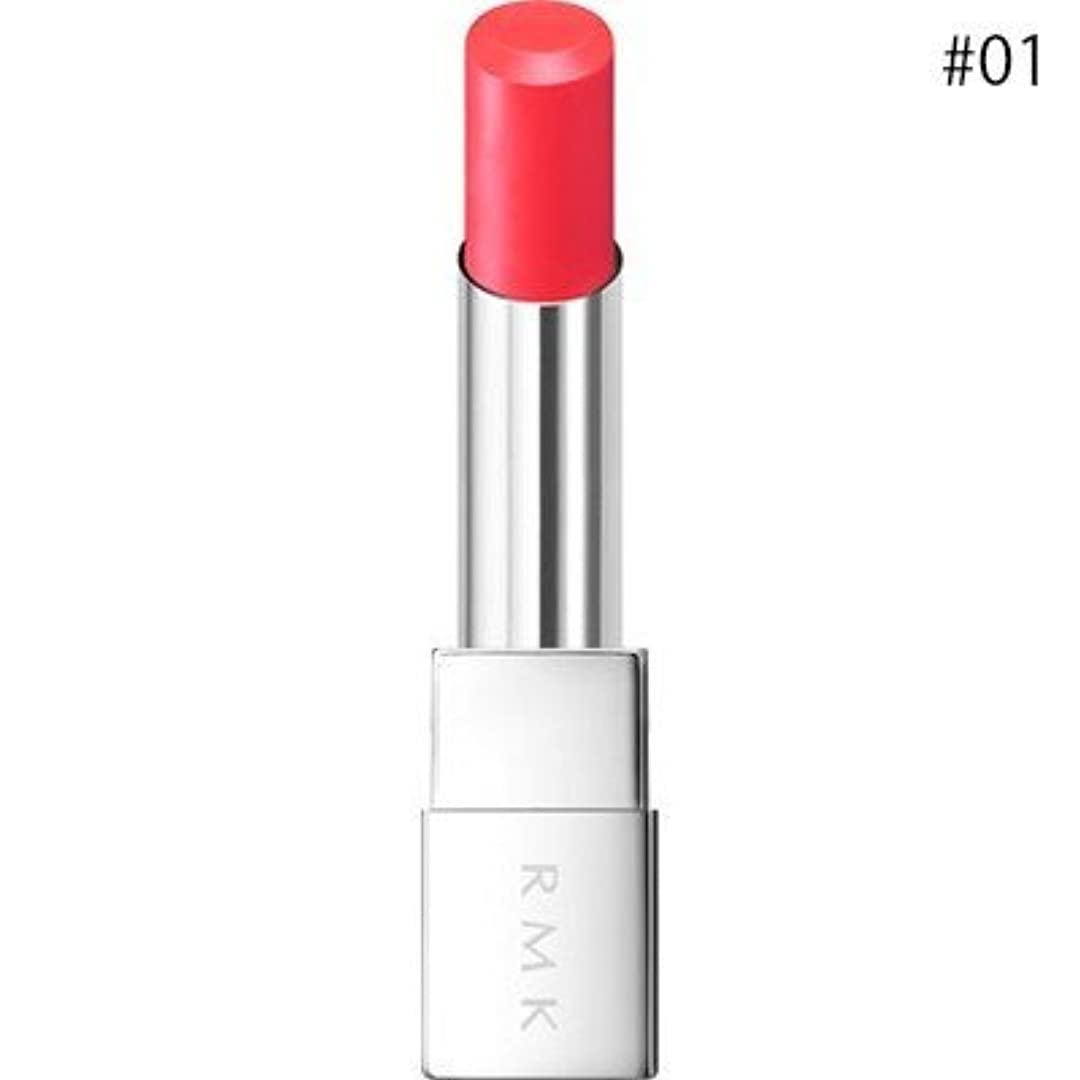 消費者むしろ競争力のあるイレジスティブル グローリップス #01 チェリーレッド 3.7g 【RMK (ルミコ)】
