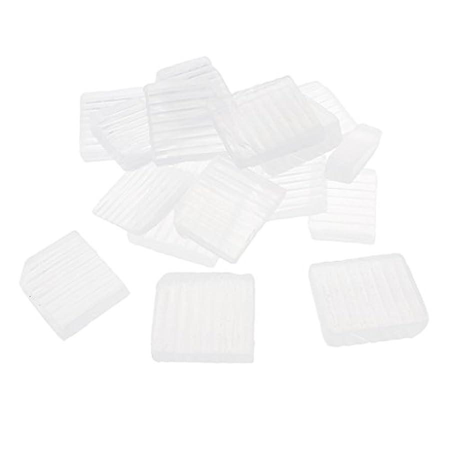 P Prettyia 透明 石鹸ベース DIY 手作り 石鹸 材料 約1 KG DIYギフト