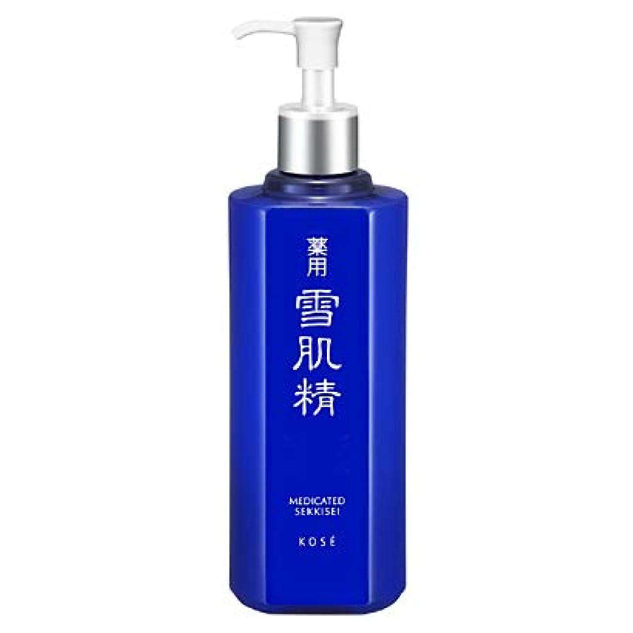 温帯増強する硬さKOSE コーセー 薬用 雪肌精 エンリッチ 500ml ディスペンサー付ボトル 限定