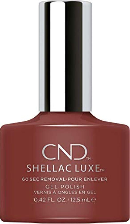 東方バッジ賢明なCND Shellac Luxe - Oxblood - 12.5 ml / 0.42 oz