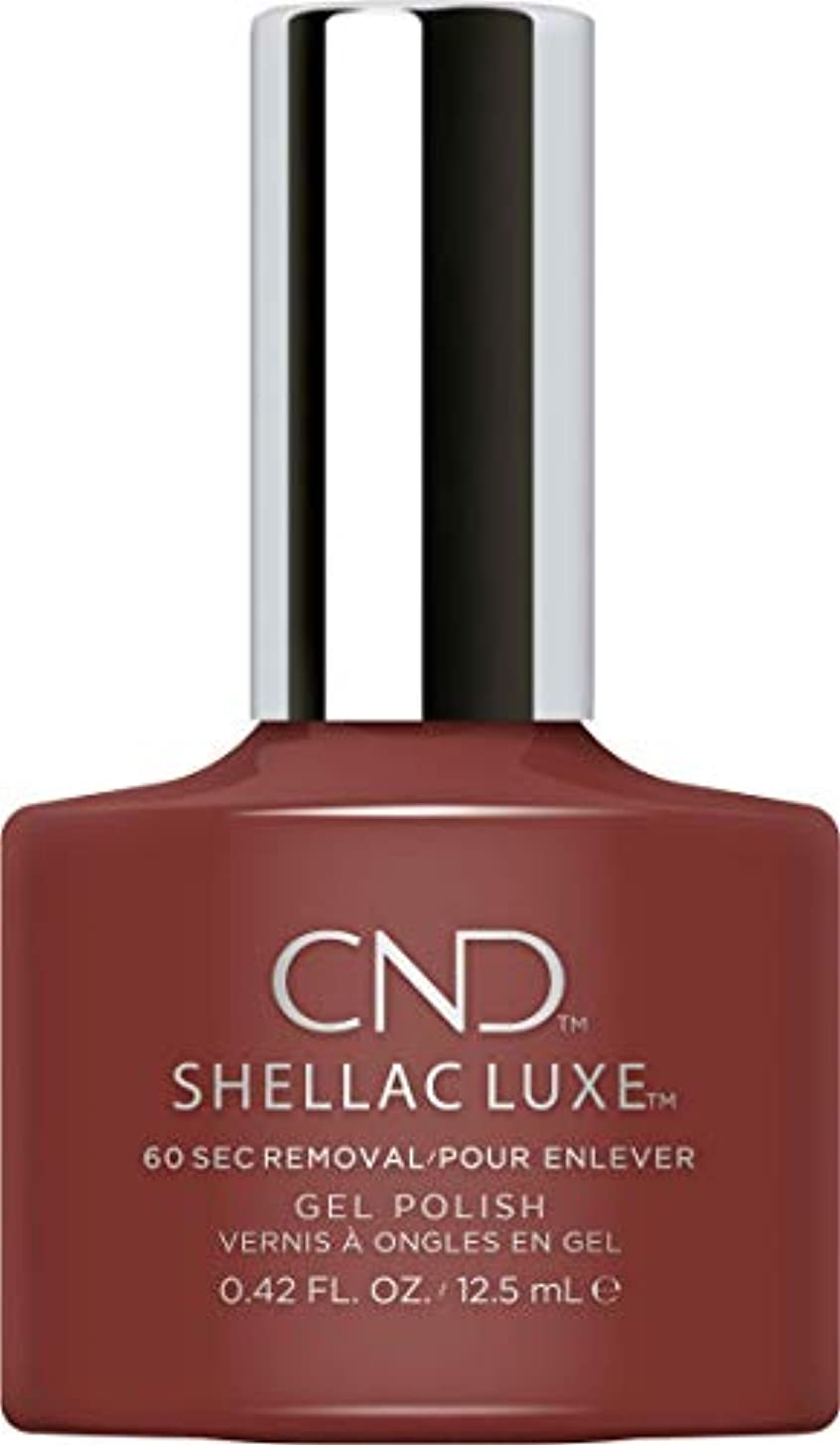 アノイ数ハックCND Shellac Luxe - Oxblood - 12.5 ml / 0.42 oz