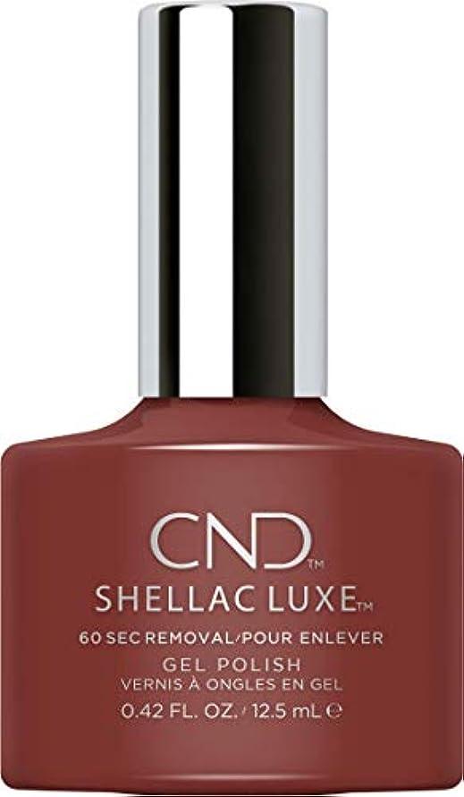 橋脚裏切る不振CND Shellac Luxe - Oxblood - 12.5 ml / 0.42 oz