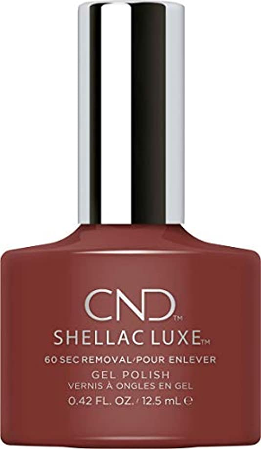 聞くニュース大きいCND Shellac Luxe - Oxblood - 12.5 ml / 0.42 oz