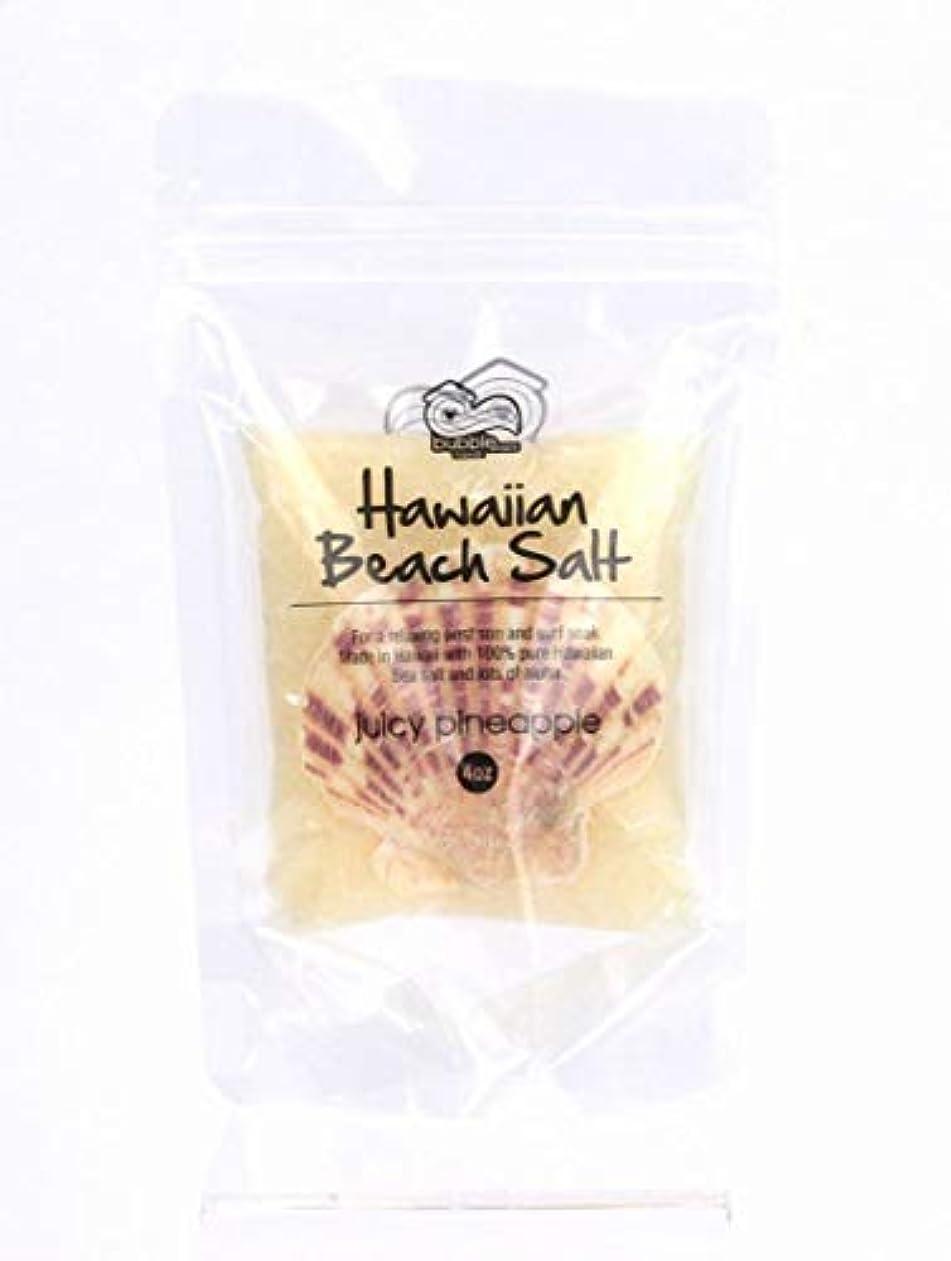 感情夜明けにネコバブルシャック ハワイ バスソルト ハワイ お土産 ハワイアン雑貨 ハワイ雑貨 (ジューシーパイナップル)
