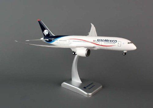 1: 200 ホーガンウィングス Aeromexico ボーイング 787 with Landing Gear (並行輸入)
