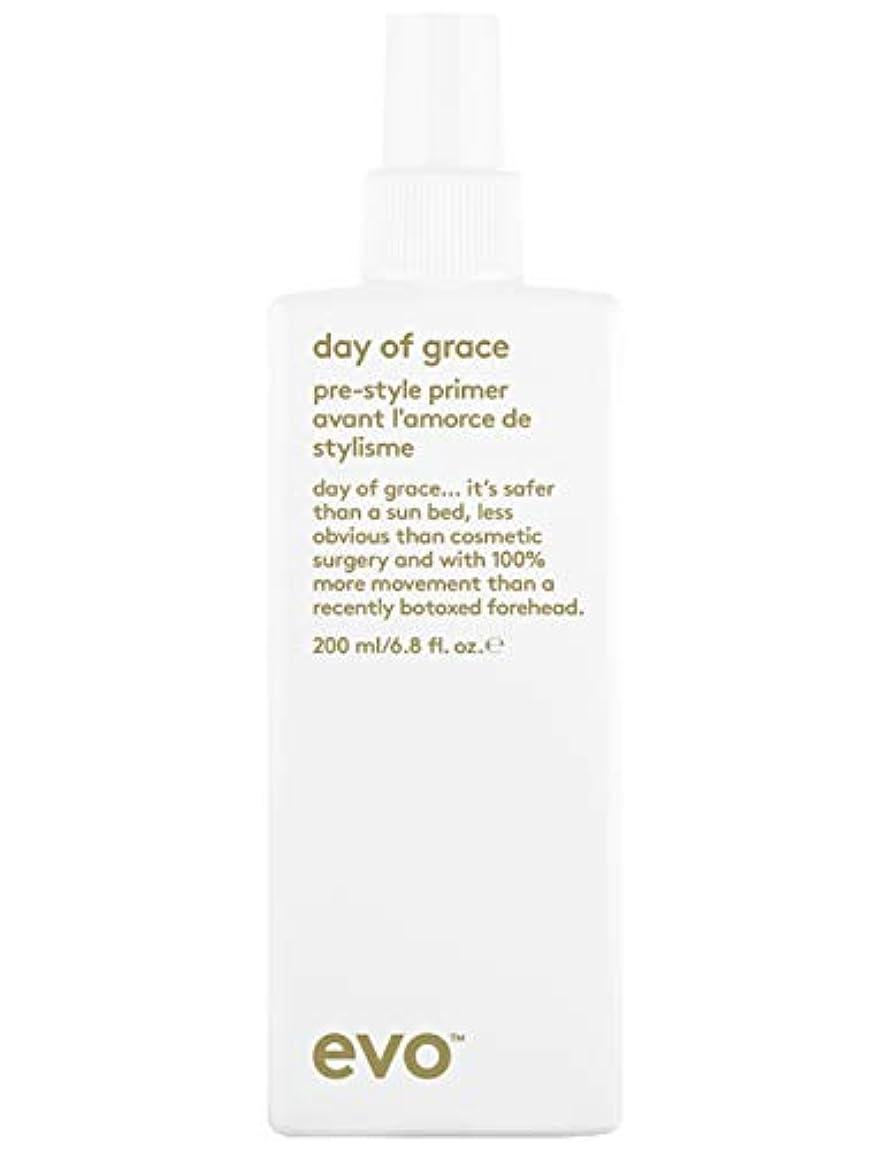 持参将来の病Evo Day Of Grace Leave-In Conditioner (For All Hair Types, Especially Fine Hair) 200ml/6.8oz