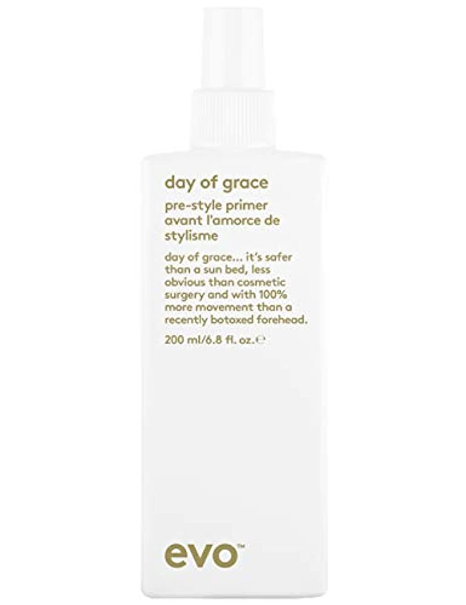 タンカー穴ペースEvo Day Of Grace Leave-In Conditioner (For All Hair Types, Especially Fine Hair) 200ml/6.8oz