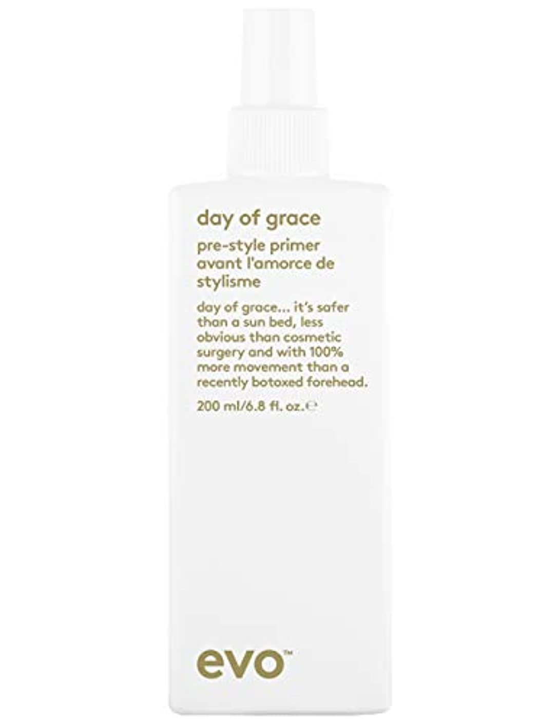 りんごすぐにプライバシーEvo Day Of Grace Leave-In Conditioner (For All Hair Types, Especially Fine Hair) 200ml/6.8oz