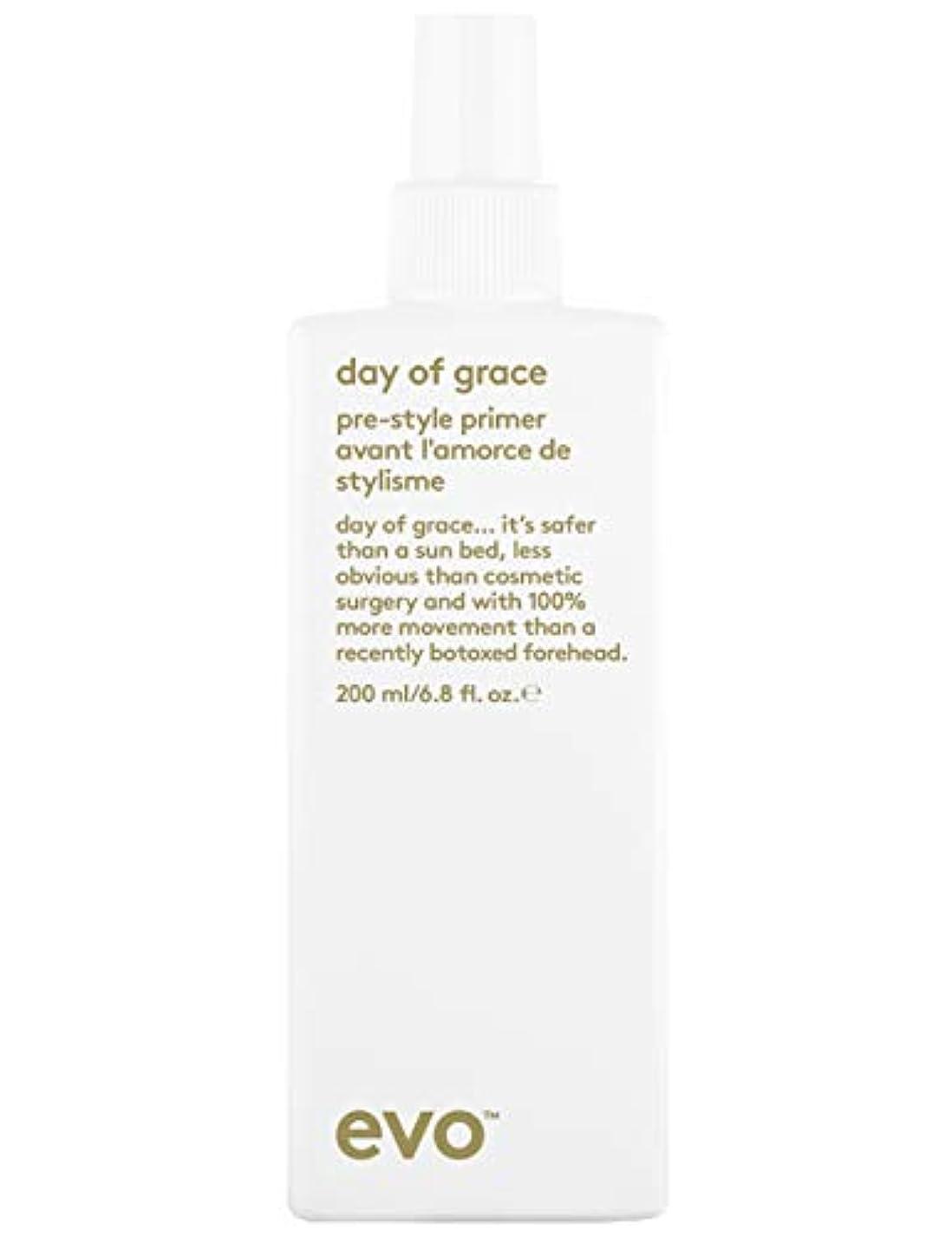ショッキング不平を言う惑星Evo Day Of Grace Leave-In Conditioner (For All Hair Types, Especially Fine Hair) 200ml/6.8oz