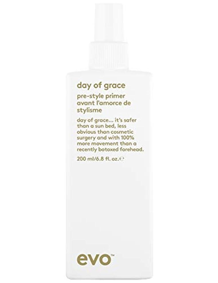 識別する一般化するに向かってEvo Day Of Grace Leave-In Conditioner (For All Hair Types, Especially Fine Hair) 200ml/6.8oz