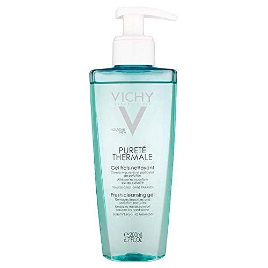 ウェーハウィンクリファイン[Vichy ] ヴィシーPureteのThermaleクレンジングジェル200Ml - Vichy Purete Thermale Cleansing Gel 200ml [並行輸入品]