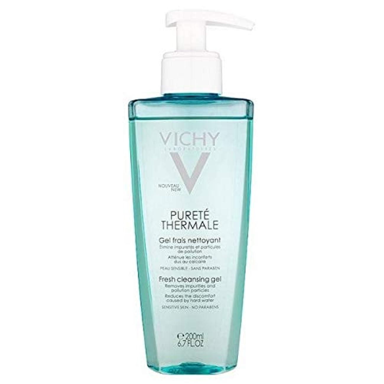 内側以降前売[Vichy ] ヴィシーPureteのThermaleクレンジングジェル200Ml - Vichy Purete Thermale Cleansing Gel 200ml [並行輸入品]