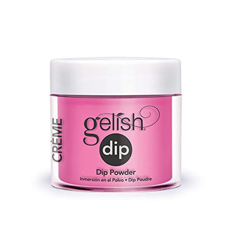 ステレオ構造的中世のHarmony Gelish - Acrylic Dip Powder - Go Girl - 23g / 0.8oz