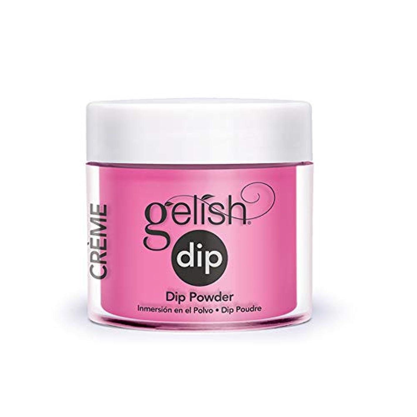 へこみインカ帝国キャロラインHarmony Gelish - Acrylic Dip Powder - Go Girl - 23g / 0.8oz