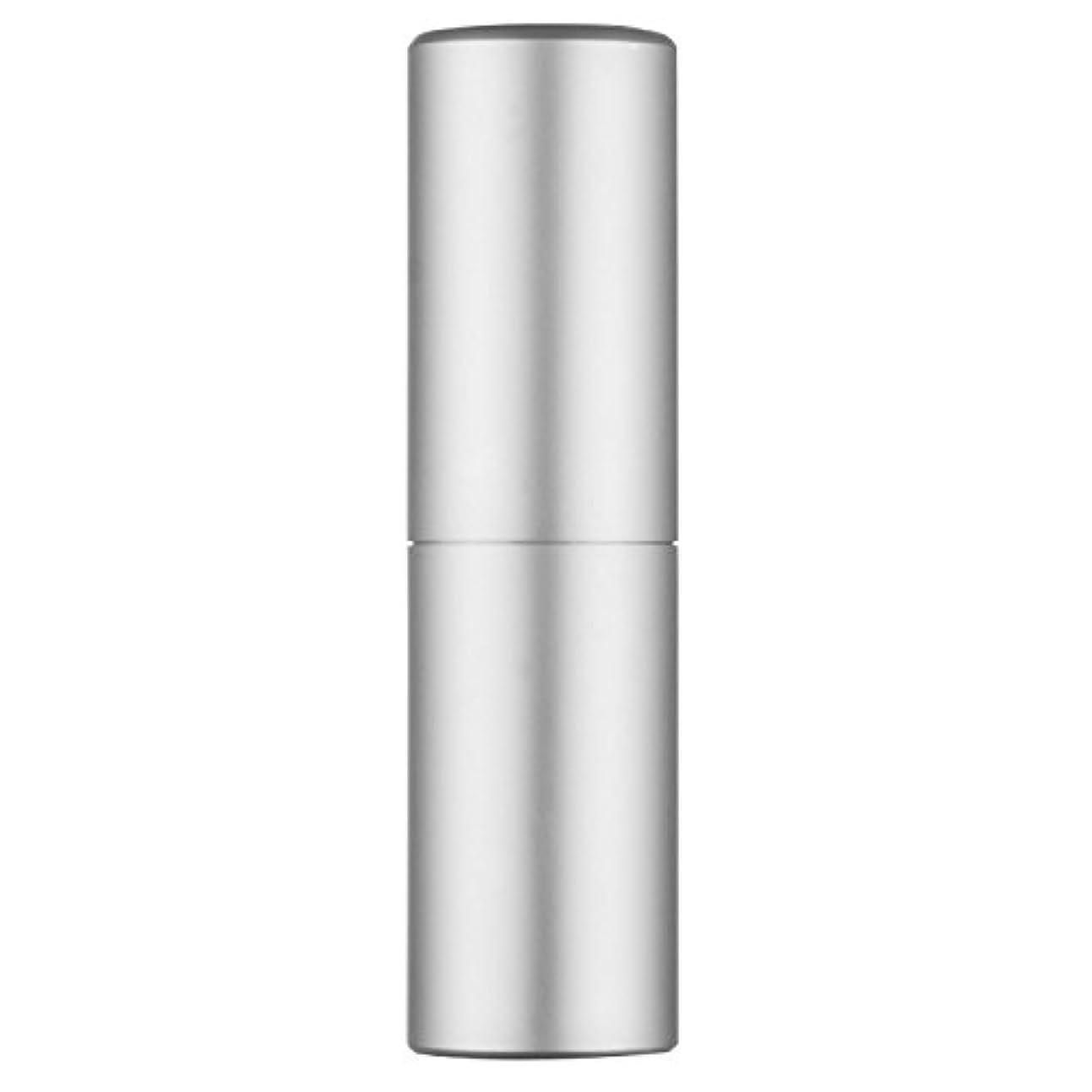 敵意消化スタッフ香水アトマイザー Faireach レディース スプレーボトル 香水噴霧器 旅行携帯便利 詰め替え容器 20ml (シルバー)