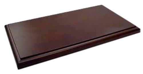 京商オリジナル 1/18用 ディスプレイ木製ベース (ブラウン) 完成品