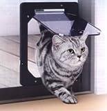 ペットドア(網戸専用)犬用・猫用Sサイズ