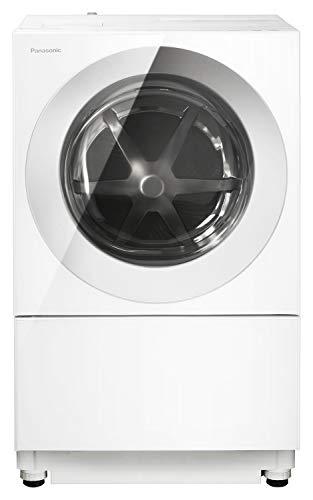 ななめドラム洗濯乾燥機 Cuble(キューブル) 7kg 右開き ブラストシルバー パナソニック(Panasonic) panasonic NA-VG730R-S