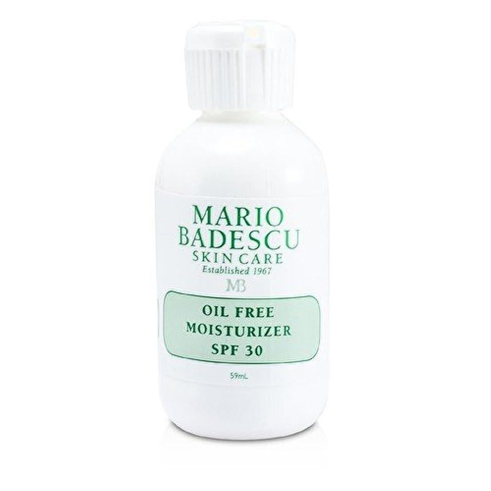 リズミカルな守る化粧マリオバデスク オイルフリー モイスチャライザー SPF30 59ml/2oz