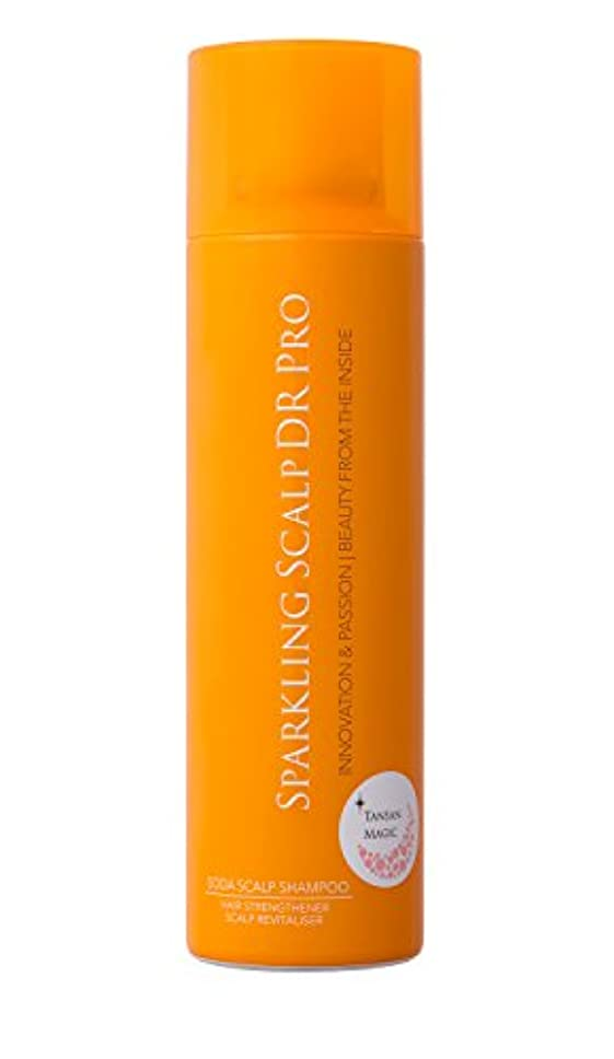 パネル弱める弱める東洋炭酸研究所 スパークリングスカルプDRプロ 200g(炭酸シャンプー)