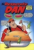 THE DESPERATE DAN BOOK 1992 (ANNUAL)