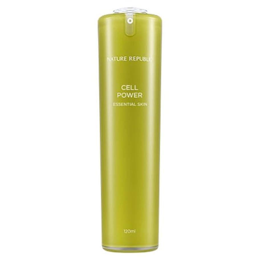 汚れた過度にバンジョー正規輸入品 NATURE REPUBLIC(ネイチャーリパブリック) CP エッセンシャルスキン 化粧水 120ml NJ1170