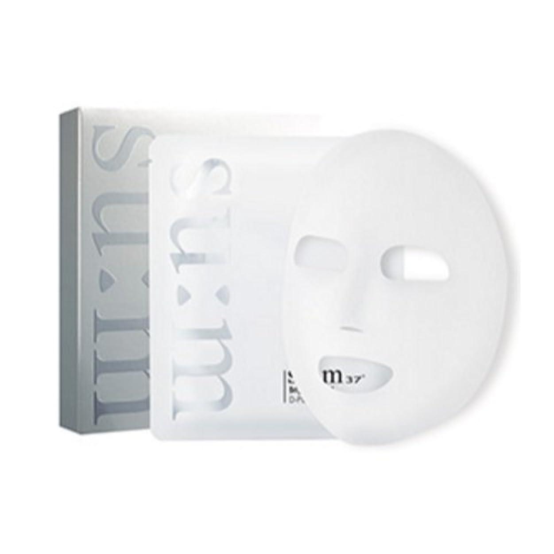 溶接プラットフォームなめらか[スム37°] su:m37°ブライトアワードD-浄化粘土シートマスク(10ea)海外直送品(su:m37° Bright Award D-Purifying Clay Sheet Mask (10ea)) [並行輸入品]