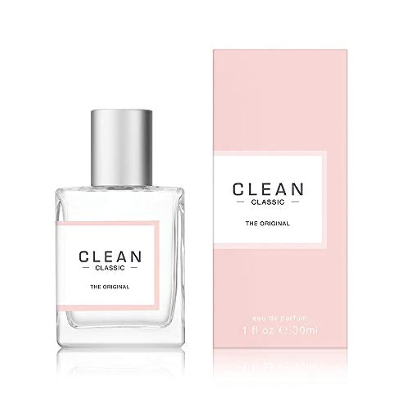 検出れる自己CLEAN(クリーン) クリーン クラシック ウォームコットン オードパルファム 30ml