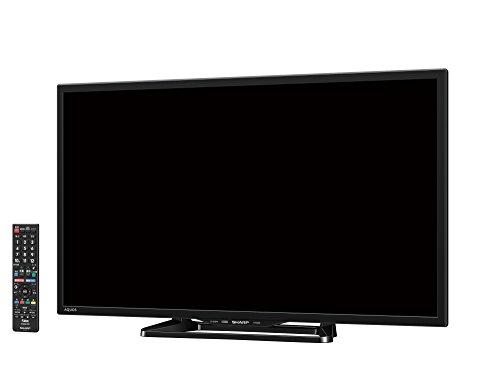 シャープ 32V型 AQUOS ハイビジョン 液晶テレビ 直下型LEDバックライト 外付HDD対応 LC-32E40 (2017年モデル)