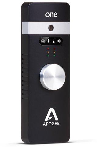 Apogee ONE USBオーディオインターフェイス【正規輸入品】 MAC/Windows/iOS対応 ONEMAC