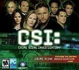 Crime Scene Investigation Computer Software Game おもちゃ (並行輸入)
