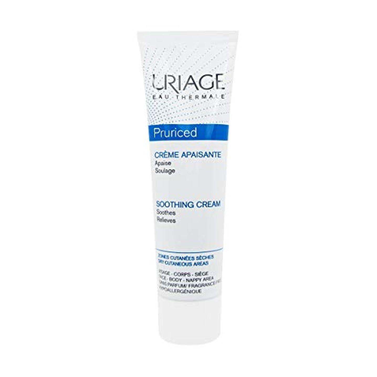 検索エンジン最適化少ない腹痛Uriage Pruriced Cream 100ml [並行輸入品]