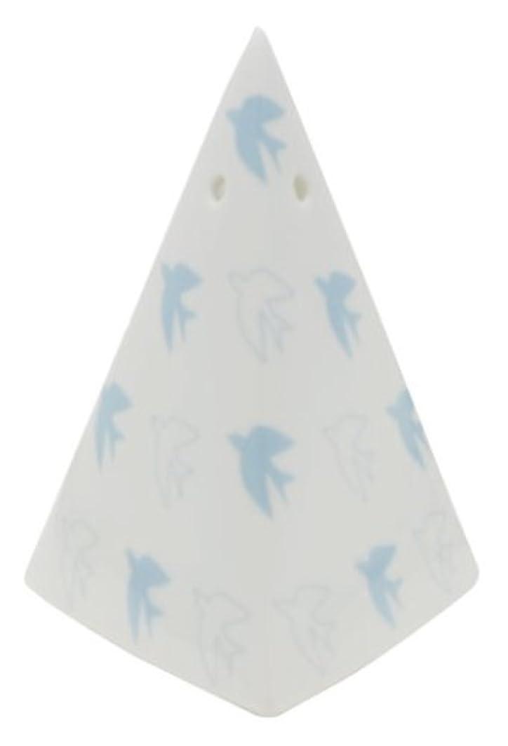 熟練したペンフレンド供給フリート flapflap 三角ライト ブルー