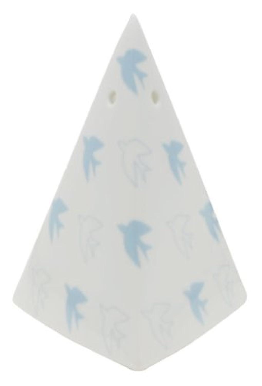 モトリー他に虫を数えるフリート flapflap 三角ライト ブルー