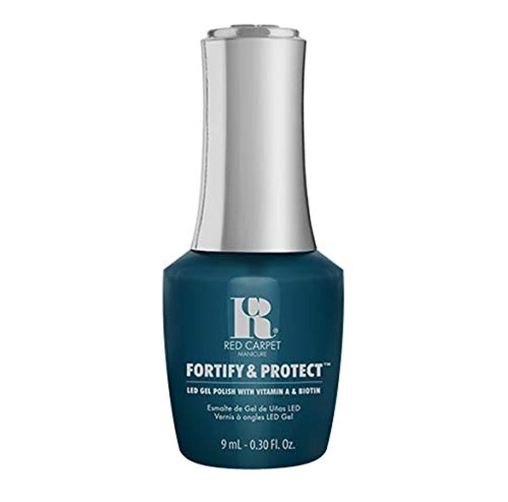 代表通知裁判所Red Carpet Manicure - Fortify & Protect - A-List Attitude - 9ml / 0.30oz