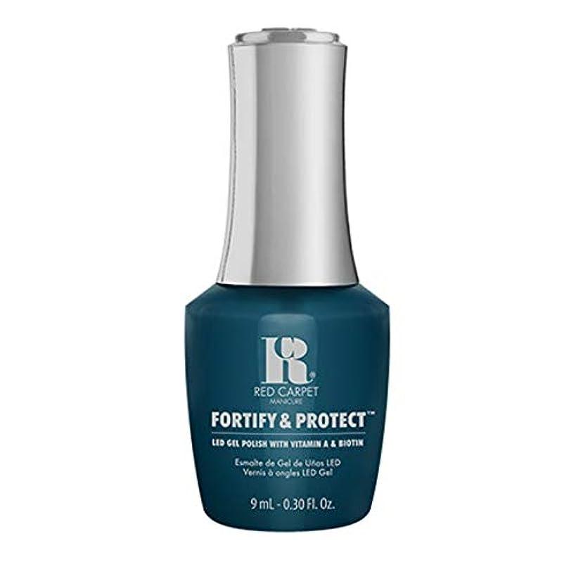 カートンベジタリアン付添人Red Carpet Manicure - Fortify & Protect - A-List Attitude - 9ml / 0.30oz
